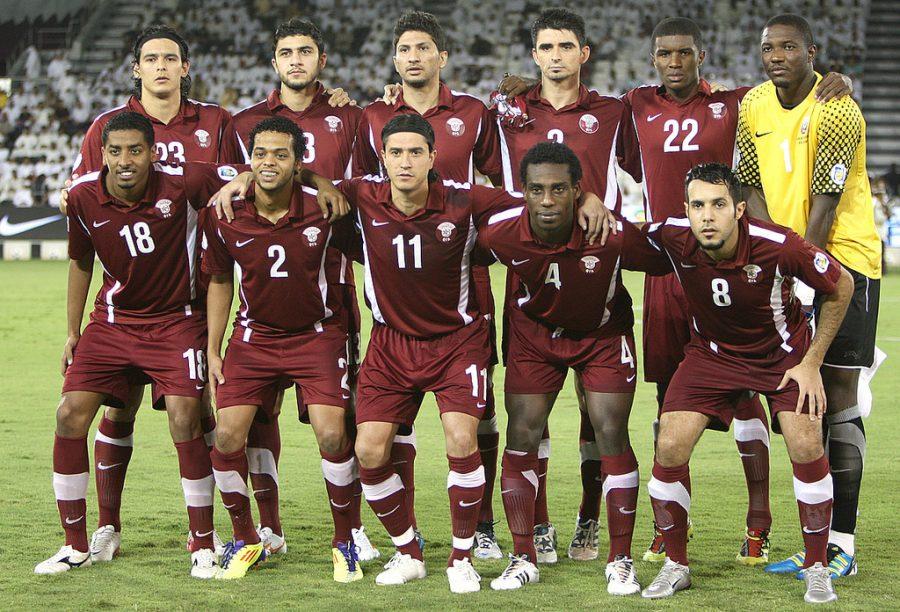 Qatar Football Team | Flickr