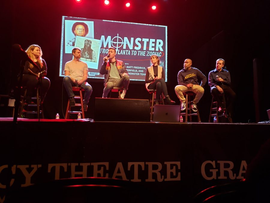 Podcast - Sven Larsen | The TickerMonster: The Zodiac Killer and Atlanta Monster are part of Tenderfoot TVs most recent installment of podcast series about criminal mysteries and their investigations.