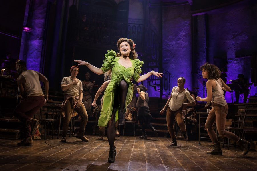 Courtesy+of+Matthew+MurphyHadestown+stars+actors+Reeve+Carney+and+Eva+Noblezada+as+Orpheus+and+Eurydice%2C+the+iconic+Greek+myth+characters+who+are+retold+using+modern+music+styles.