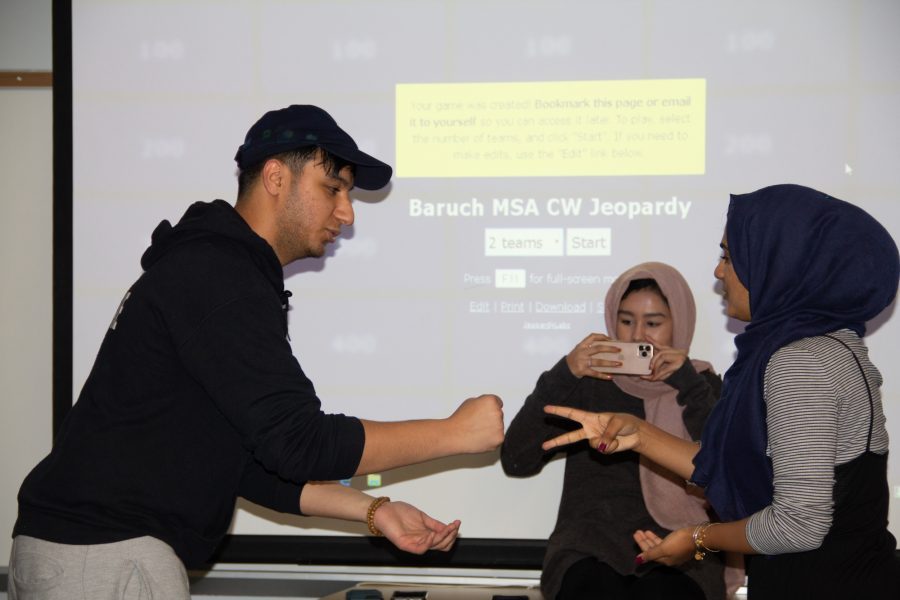 Wendy He | The TickerThe Muslim Student Association held multiple events during its 2019 charity week.