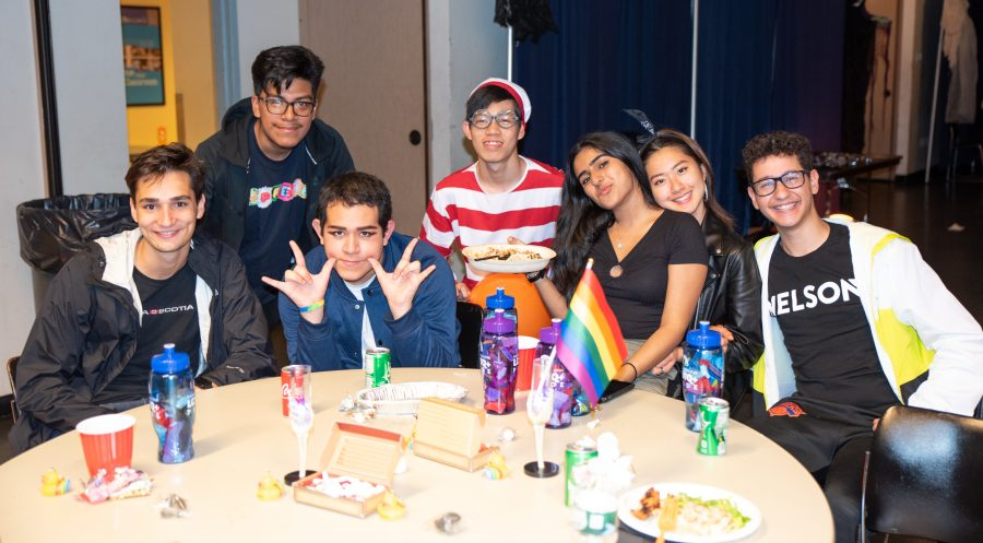 Feba George | The TickerG.L.A.S.S. partners with USG to host annual Fright Night with food and fun.