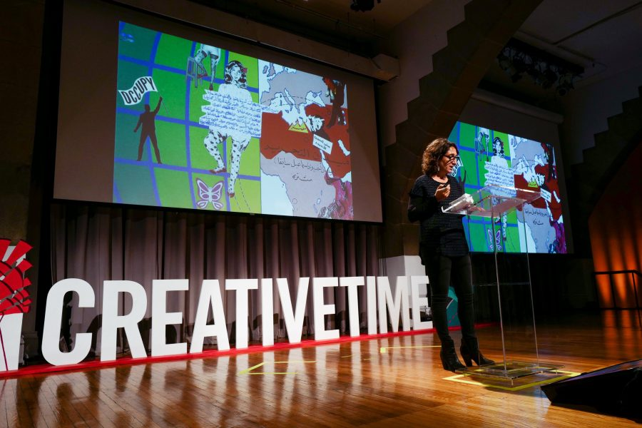 Mike Vitelli | Creative TimeCreative Time works to bring art into public spheres with installations, performances, panels and annual summits.