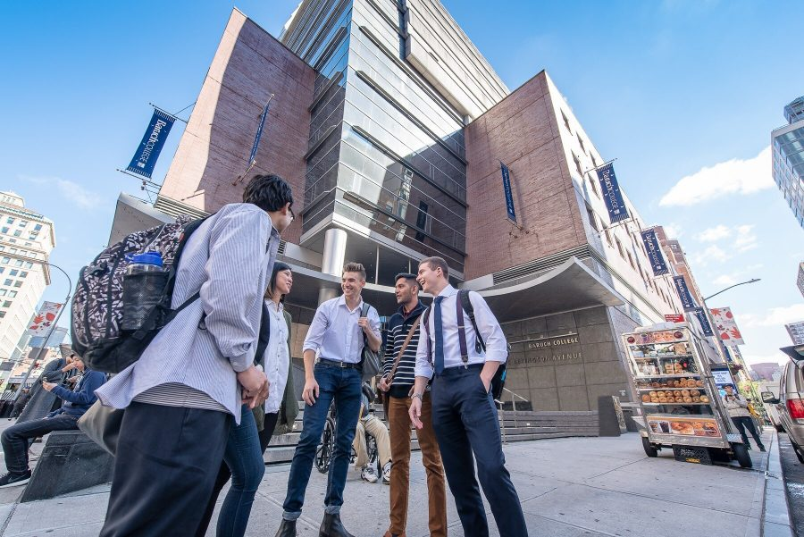 Baruch College Admissions | Facebook