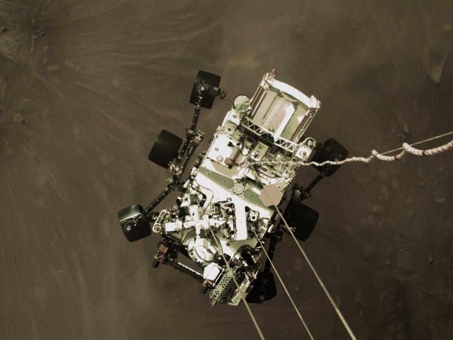 Mars+Rover