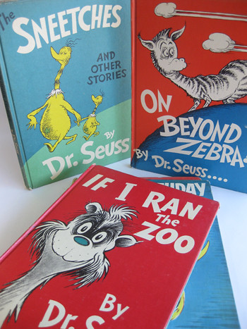 dr suess arts section