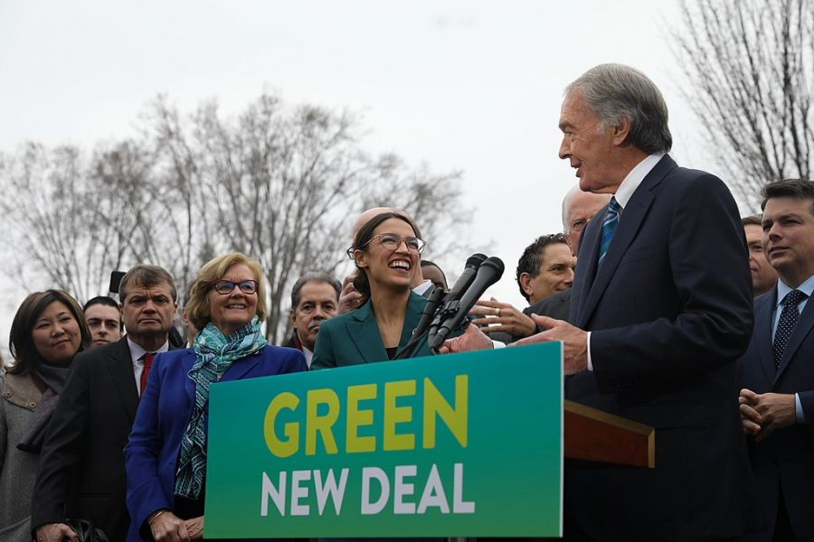 new green deal story