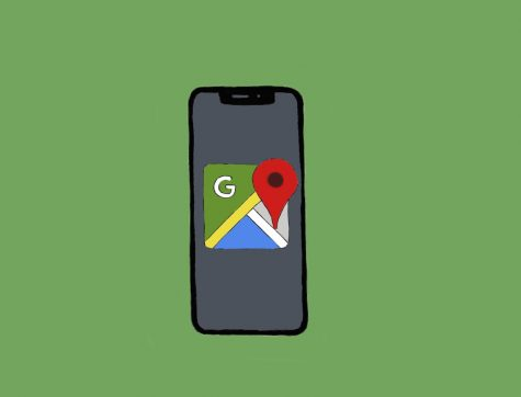 Google Maps Graphic
