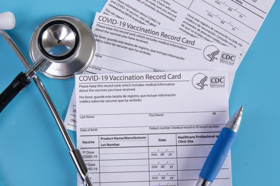 Vaccine Cards