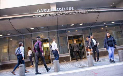 Baruch College Newsroom