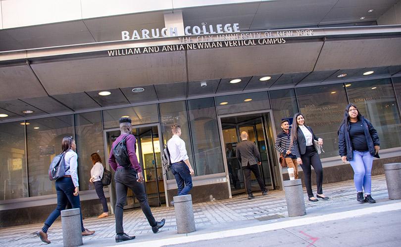 Baruch+College+Newsroom