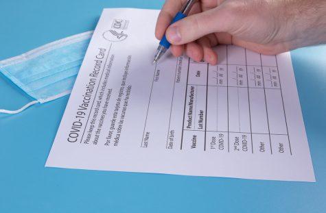 Fake vaccine cards