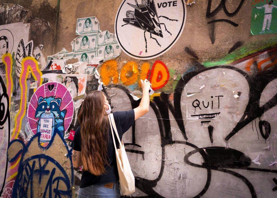 Graffiti Cleanup story