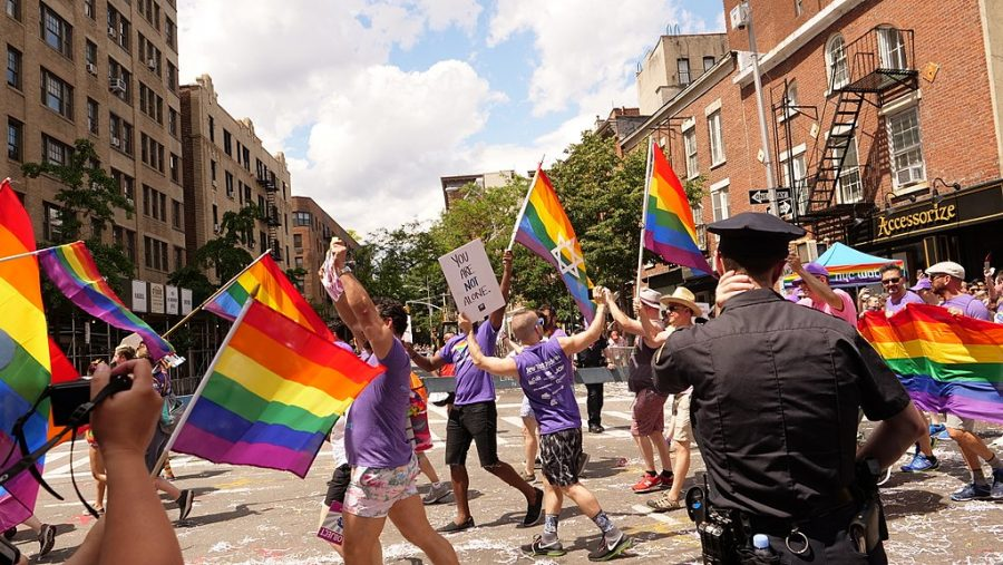 NYC+Pride+police+story