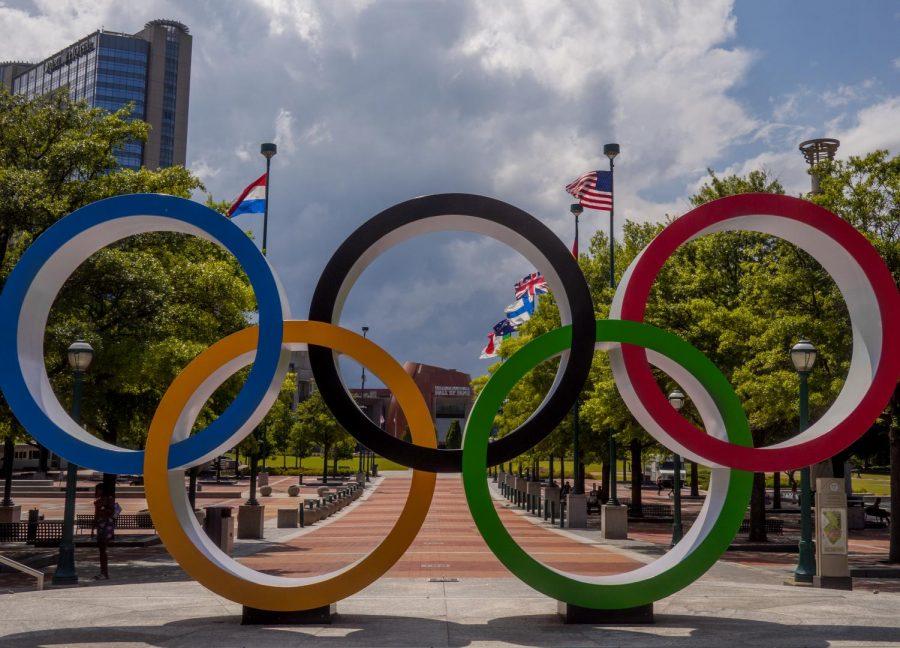 Olympics story