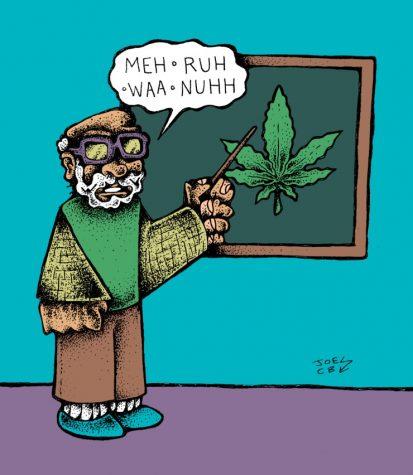 Cannabis Education Graphic