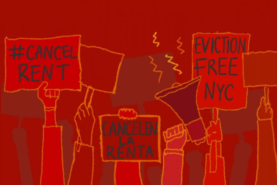 NYC eviction moratorium