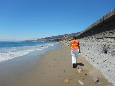 Cali oil spill,