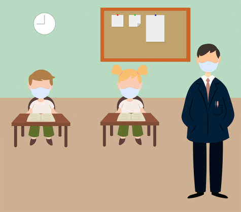 Schools covid editorial,