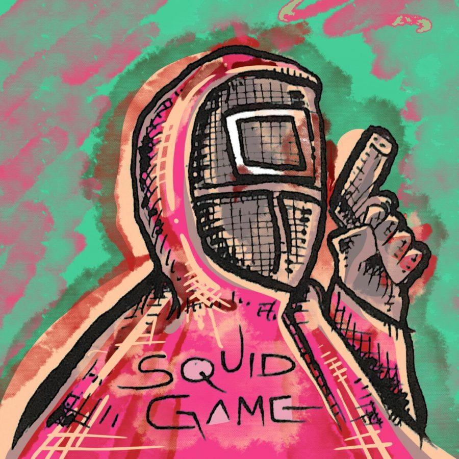 Squid Game Graphic