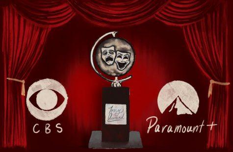 tony awards graphic